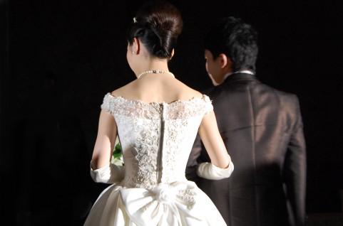 完璧な結婚式イメージ