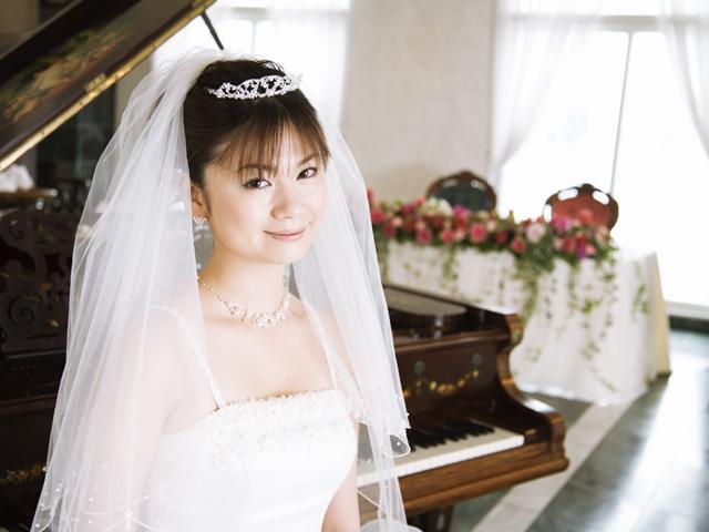 式場選びが完璧な花嫁イメージ