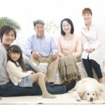 結婚相手に最適な家族イメージ