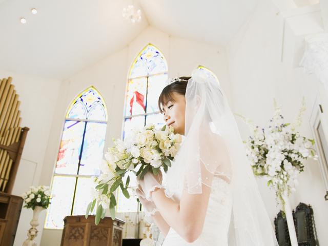 BTBで痩せた花嫁イメージ
