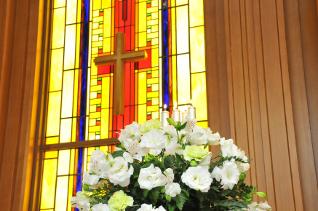 挙式会場の教会イメージ