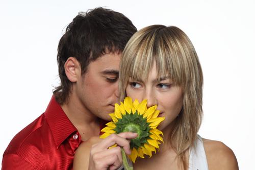 恋愛ゲームのような恋愛イメージ