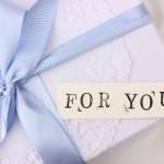 ホワイトデーのプレゼントイメージ